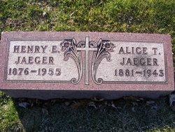 Henry E Jaeger
