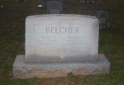 Mary Lucy <i>Parcell</i> Belcher