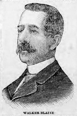 Walker B. Blaine