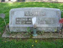 Mildred Marie <i>Lilly</i> Acker