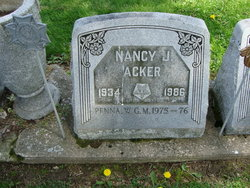 Nancy Jane Acker