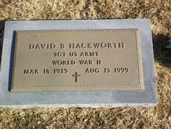 David Bryan D.B. Hackworth