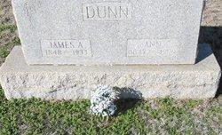 James Abner J. A. Dunn