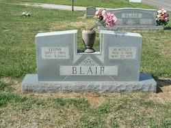 Ethel Leona Blair