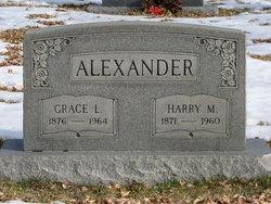 Harry M Alexander