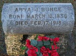 Anna Juliane <i>Boos</i> Bunge