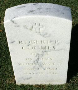 Robert P Coomes