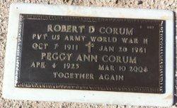 Robert Dixon Corum