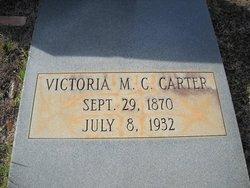 Victoria <i>McLellan</i> Carter