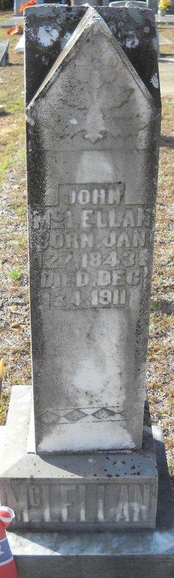 John McLellan