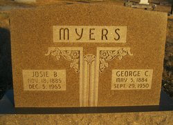 George Christian Myers