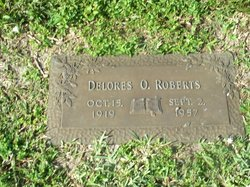 Delores O Roberts