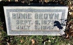 Bunie <i>Hix</i> Brown