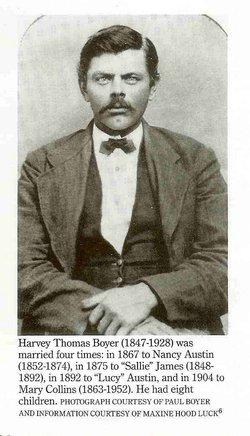Harvey Thomas Boyer