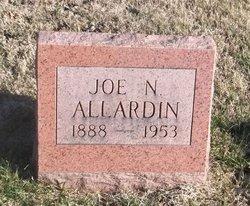 Joe Nathaniel Allardin