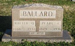 Pearl Ethel <i>Batman</i> Ballard