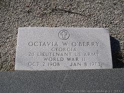 Octavia <i>Watson</i> O'Berry