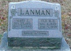 William H Lanman