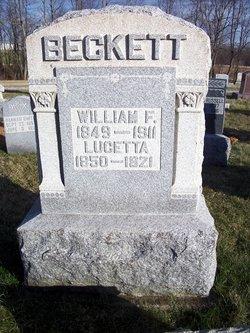 William Fletcher Beckett