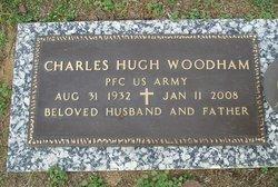 Charles Hugh Woodham