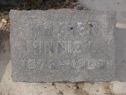 Minnie T <i>Leib</i> Beekman