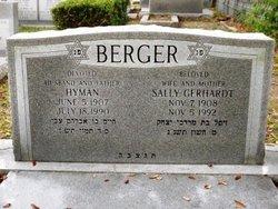Sally <i>Gerhardt</i> Berger