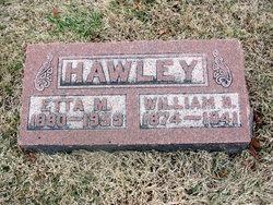 Etta May <i>Thompson</i> Hawley