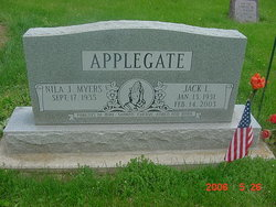 Nila Jean <i>Myers</i> Applegate