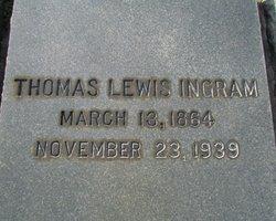 Thomas Lewis Ingram