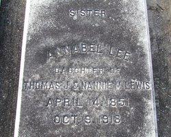 Annabel Lee Lewis