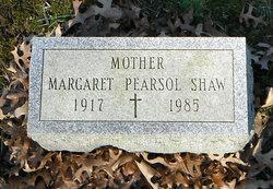 Margaret <i>Carnathan</i> Shaw