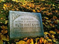 Ruth <i>Ruttenberg</i> Hart Kahn