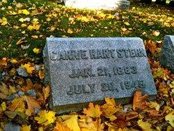 Carrie E. <i>Hart</i> Stern