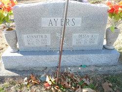 Dessa A. Dessie <i>Burks</i> Ayers