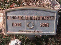 Rudy <i>Chandler</i> Barth