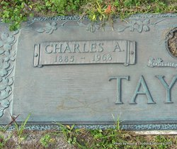 Charles Alvin Taylor