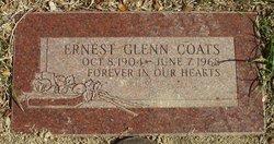 Ernest Glenn Coats