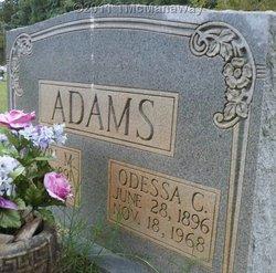 Odessa C. Adams