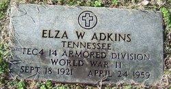 Elza W. Adkins