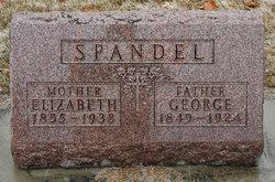 Elizabeth Louise <i>Teply</i> Spandel