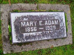 Mary Eliza <i>Peachy</i> Adam