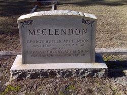 George Butler McClendon