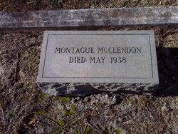 Montague McClendon