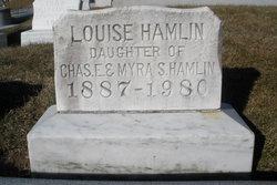 Louise Hamlin