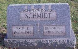 Bernidine Schmidt