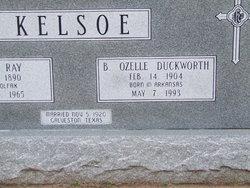 B. Ozelle <i>Duckworth</i> Kelsoe