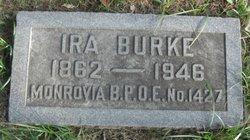 Ira Burke