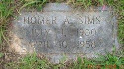 Homer A. Sims
