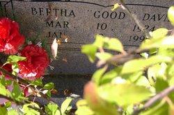 Bertha Good <i>Davis</i> Braxton