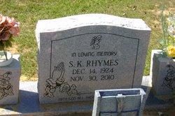 S. K. Rhymes